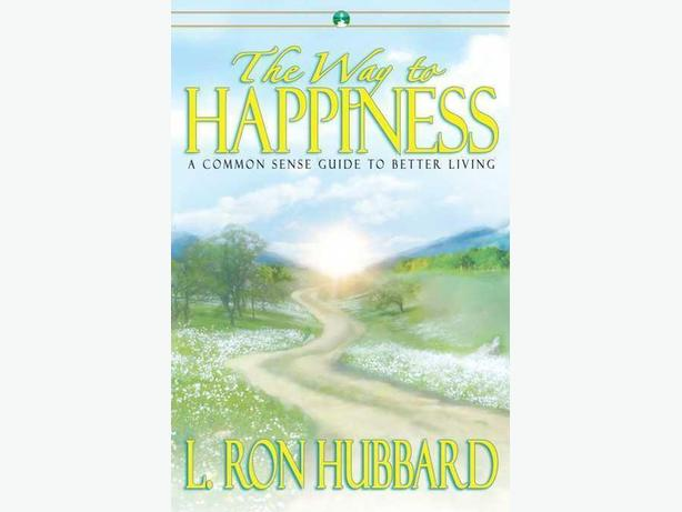 SELF-HELP BOOK!! THE WAY TO HAPPINESS