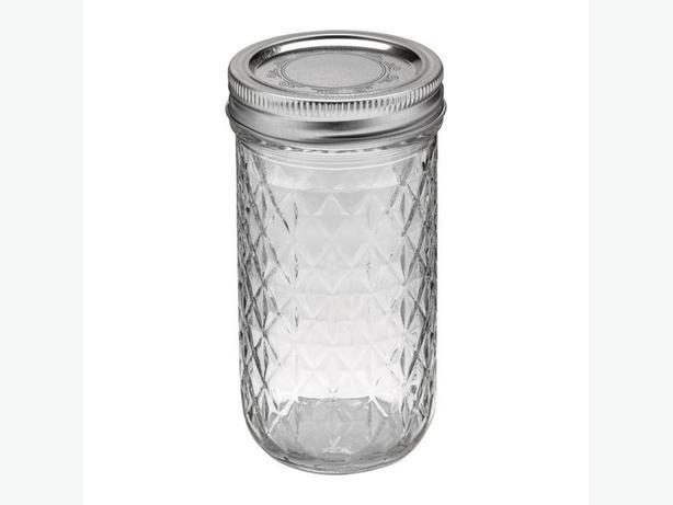 WANTED: Tall Mason Jars (12 oz / 355 ml, regular mouth)