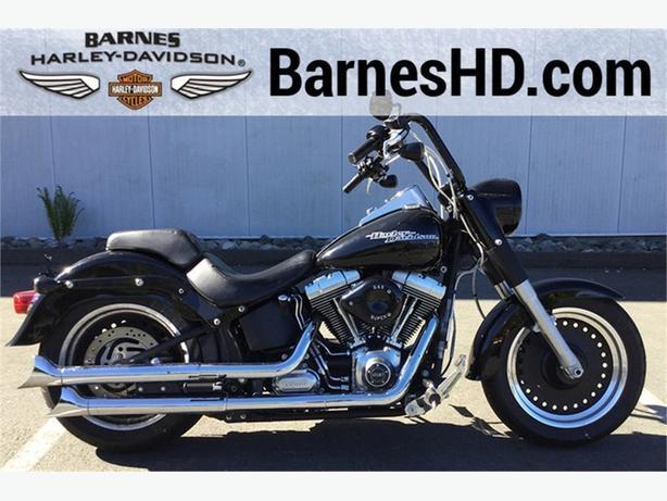 2015 Harley-Davidson® FLSTFB - Softail® Fat Boy® Lo