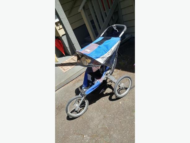 Single Chariot Running Stroller