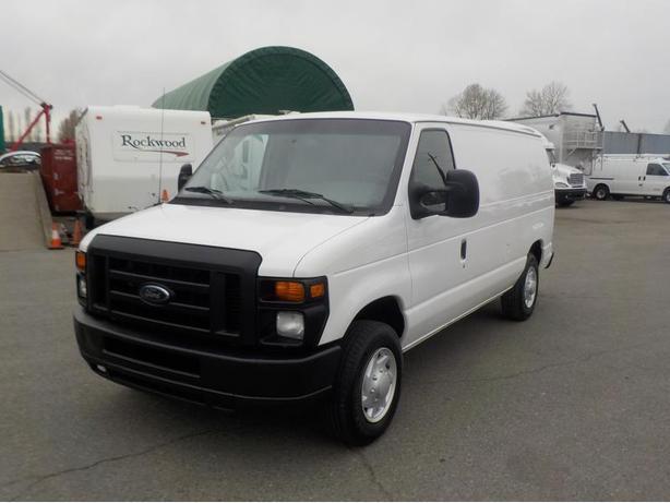 2008 Ford Econoline E-150 Cargo Van w/ Shelving