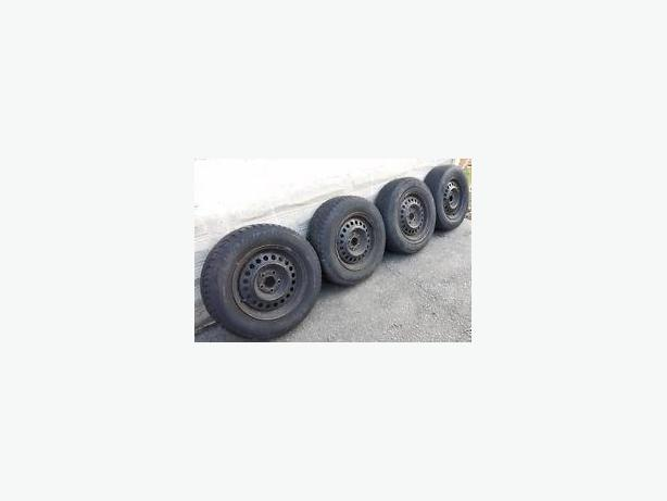 Tires and rims 195/70/R14