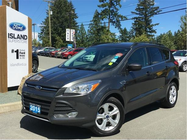 2015 Ford Escape SE, Leather, Power Driver's Seat, Tonneau Cover