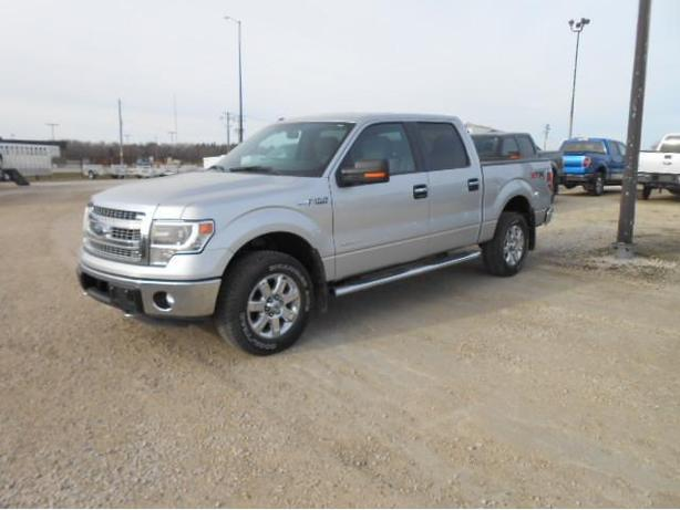 2014 Ford F150 XLT XTR SuperCrew 5X379A