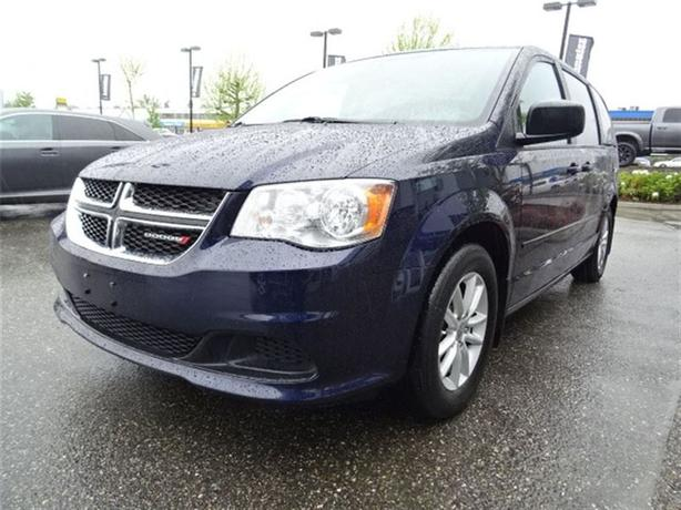 2014 Dodge Caravan - Any Credit Approved. Drive Away Today!
