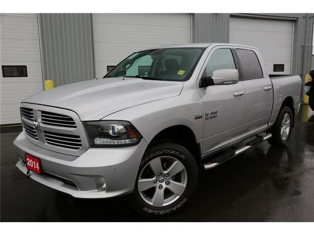2014 Dodge Ram Sport - Any Credit Approved. Drive Away Today!