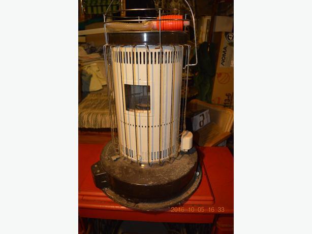 Toyoset Kerosene Heater