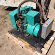 GENERATOR 6 Kw DIESEL 1800 RPM 120/240 SINGLE PH