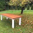 Custom Built Dining Tables and Benches