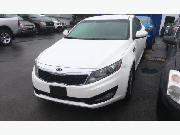 2011 KIA OPTIMA STARTING AT $116.81 BI-WEEKLY