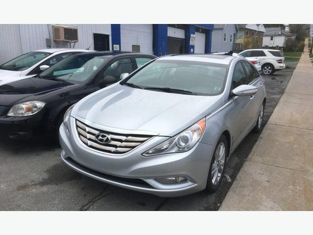 HYUNDAI SONATA LIMITED STARTING AT $112.30 BI-WEEKLY
