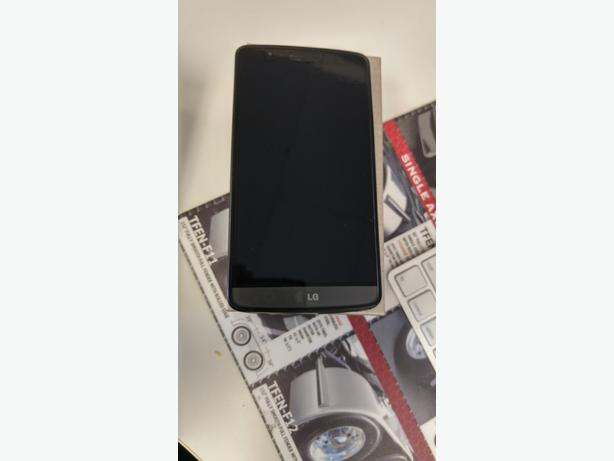 LG G3 D852 Silver Virgin Smartphone