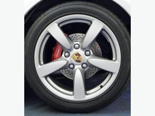 Porsche Cayman S OEM Rims / Jantes pour Porsche Cayman