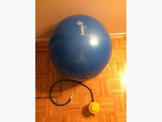 Exercise Ball 65 cms with Pump