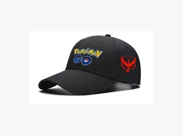 New Pokemon Go Hats Cap Mystic Valor Instinct - $10 each