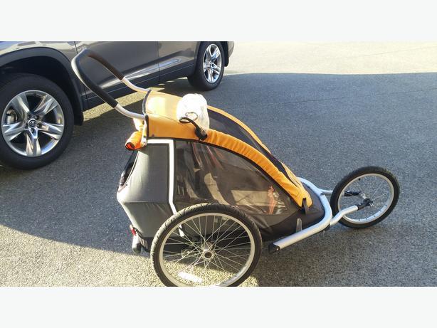 Mec A Kid Bike Trailer Maple Bay Cowichan