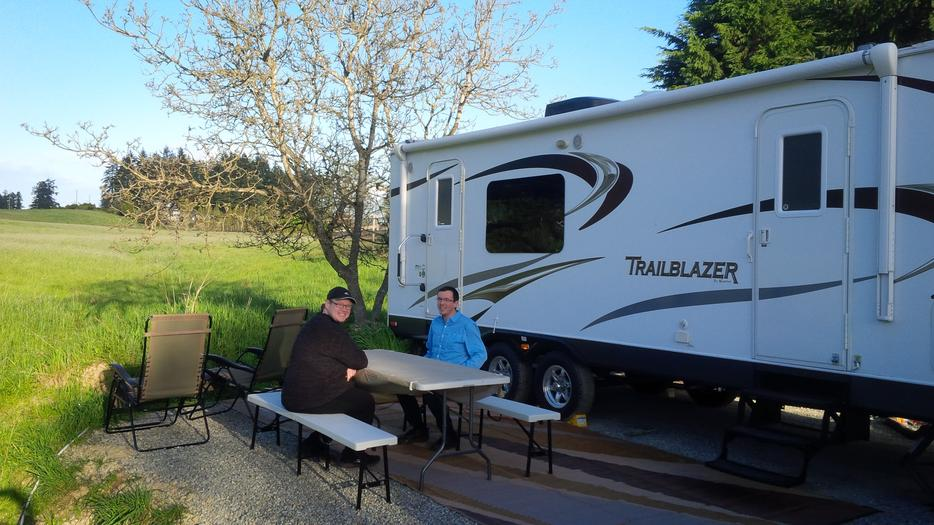 Beehive Rv Park Amp Campground Mill Bay Mill Bay Cowichan