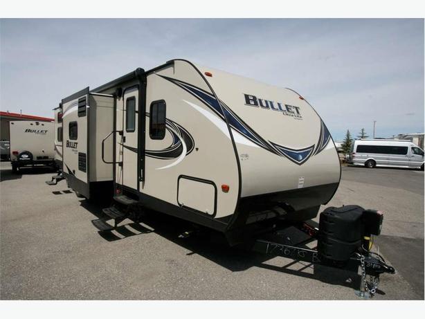 2017 KEYSTONE RV BULLET TT 311BHS