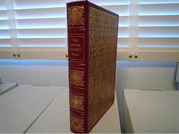 Easton Press: The Divine Comedy by Dante