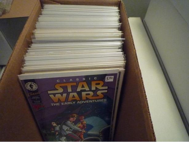Star Wars Dark Horse Comics for Sale