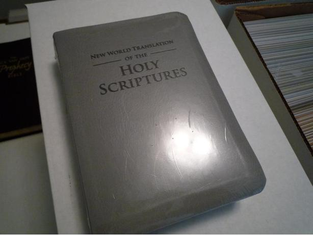 SEALED! New World Translation of the Holy Scriptures Bible