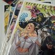 32 Marvel Secret Invasion Book Set