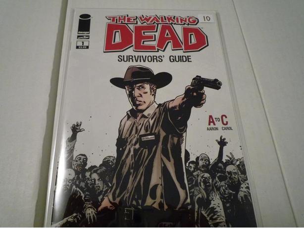 Walking Dead Survivor's Guide #1