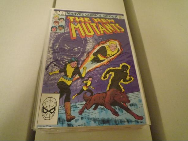 New Mutants Vol.1 1-24 VF/NM  1983-85