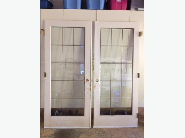 Patio French Doors Saanich Victoria
