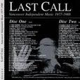Last Call Vancouver Independent Music 1977-1988