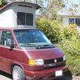 1992 Volkswagen Eurovan Weekender