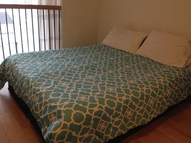 Moving Sale! King size bed