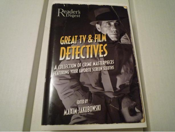 Readers Digest Great TV & Film Detectives