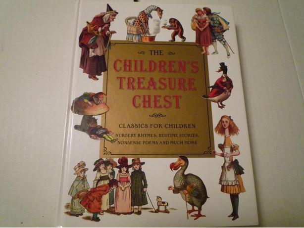 Childrens Treasure Chest