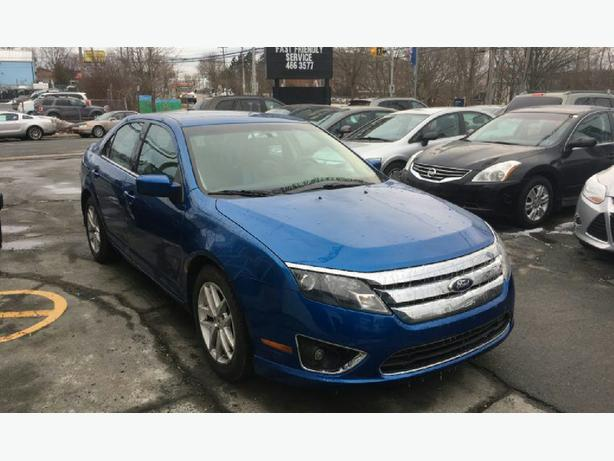 2012 FORD FUSION STARTING AT $112.30 BI-WEEKLY