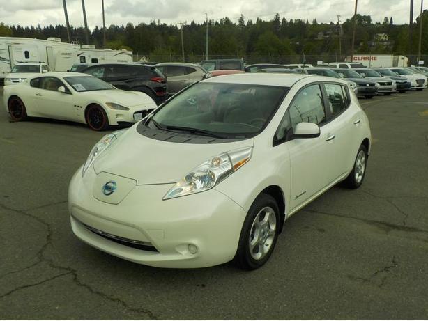 2014 Nissan Leaf Electric SV