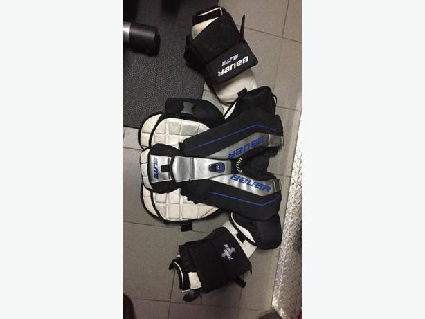 BAUER ELITE GOALIE CHEST PROTECTOR