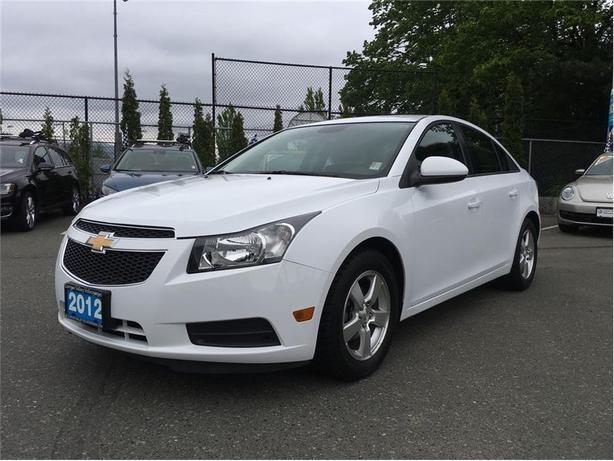 2012 Chevrolet Cruze LT Turbo Ecomony SALE PRICE AT $ 9,995