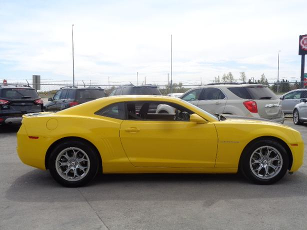 2013 Chevrolet Camaro #I5841 INDOOR AUTO SALES WINNIPEG