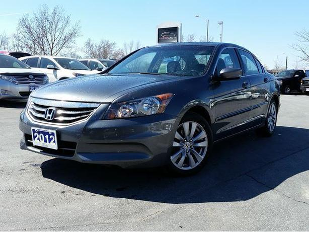 2012 Honda Accord EX-4 DOOR SEDAN- 53,748 KMS