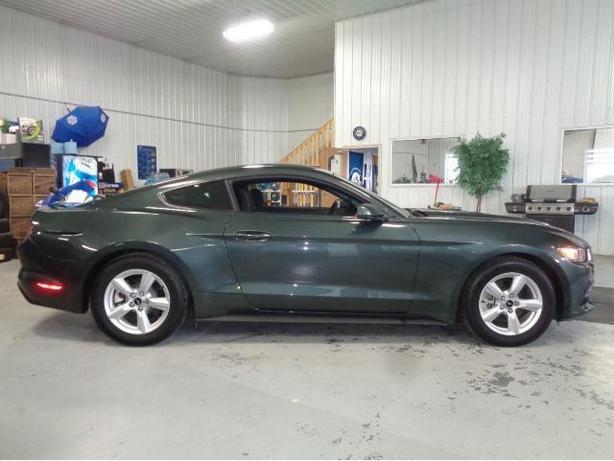 2016 Ford Mustang #I5742 INDOOR AUTO SALES WINNIPEG