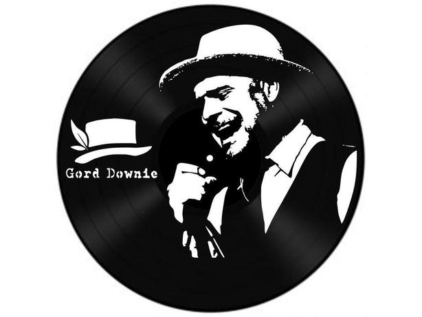 Celebrity Vinyl Record Art