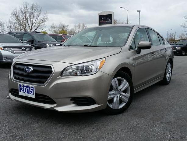2015 Subaru Legacy 2.5i-AWD-4 DOOR SEDAN-HEATED SEATS-BLUETOOTH - 34,775 KMS