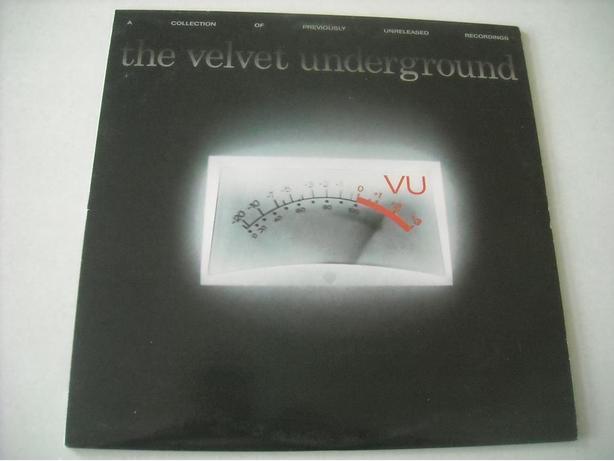 THE VELVET UNDERGROUND...VU