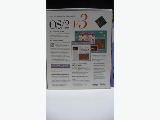 IBM OS/2 Warp Version 3.0