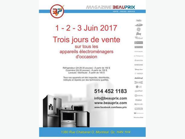 Huge savings big sale summer 2017