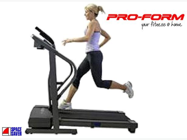 CrossWalk Treadmill ~ Pro-form Performance X