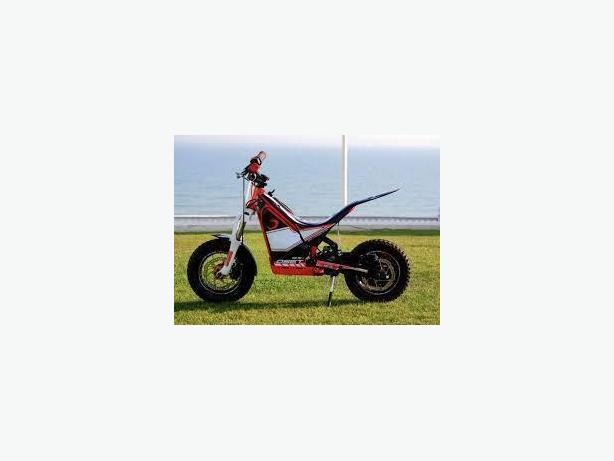 WANTED: Electric Trials Bike