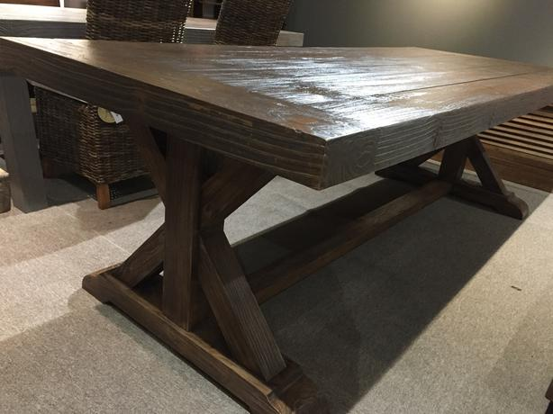BIG TIME SAVING ON DINING TABLES-OPEN BOX SALE