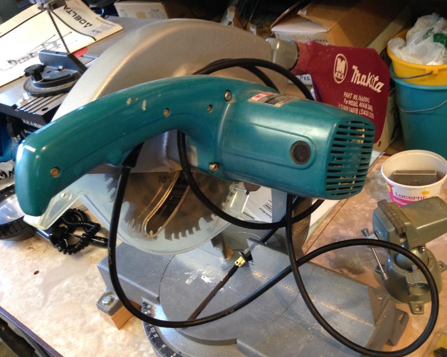 Shop Tools Air Compressor Chop Band Table Saws Grinder